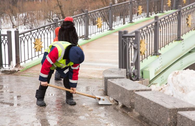 В Москве объявили «оранжевый» уровень опасности