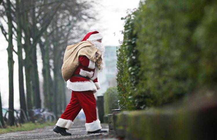 Погода с 21 по 27 декабря: на 13 градусов превышая норму