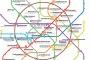 Тургеневская библиотека составила литературную карту метро