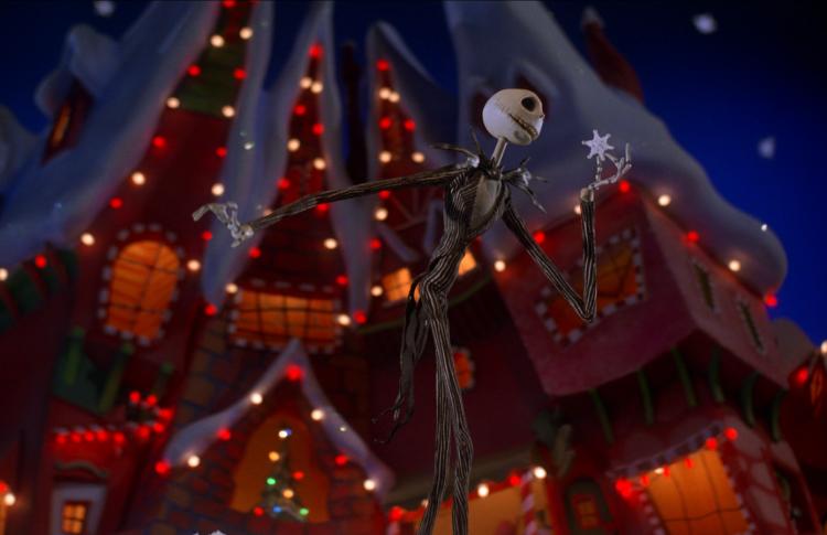 Скачать песню ночь перед рождеством это хэллоуин