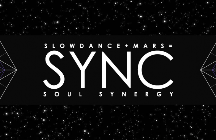 SYNC #1 by SLOWDANCE+MARS