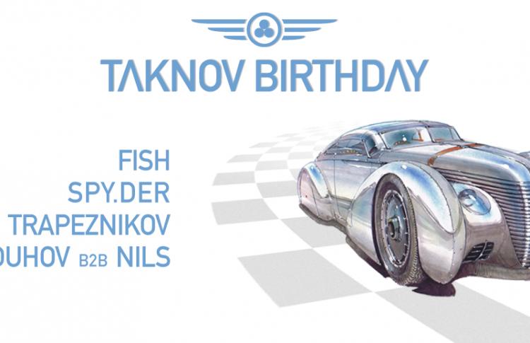 VIKTOR TAKNOV BIRTHDAY CELEBRATION