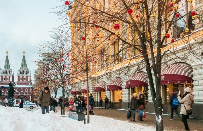 Москва вошла в пятерку самых перспективных туристических направлений в мире