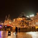 Красную площадь впервые закроют на Новый год