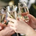 В Новый год каждый житель Москвы выпьет полбутылки шампанского