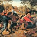 Гид по празднованию Нового года от героев классической живописи