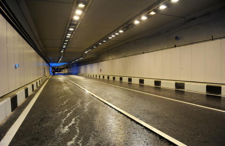 Алабяно-Балтийский тоннель полностью открыт