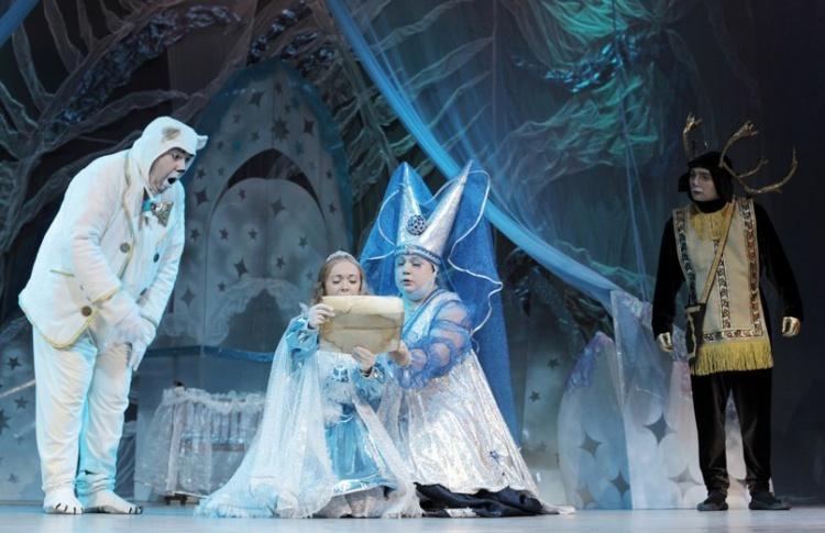 Новогодний музыкальный спектакль «Рождественский гном»