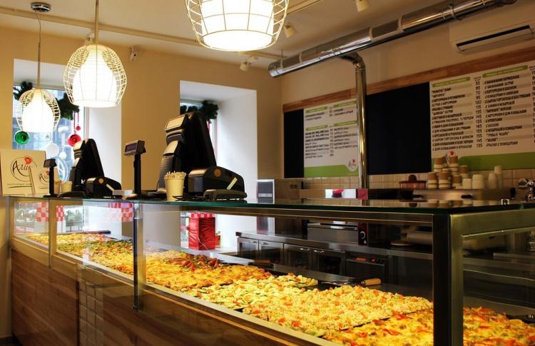 Открылась сеть римских пиццерий «Аличе»