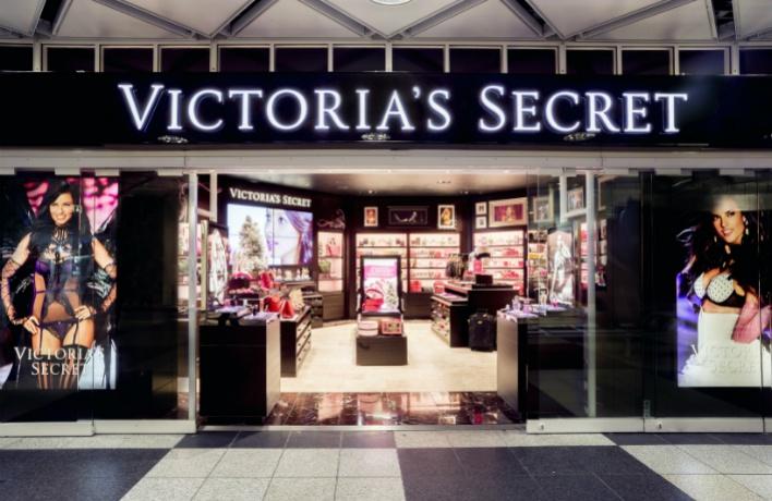 В России откроется первый бутик белья Victoria's Secret