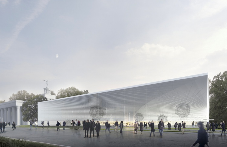 Стало известно, как будет выглядеть Музей атомной энергии на ВДНХ