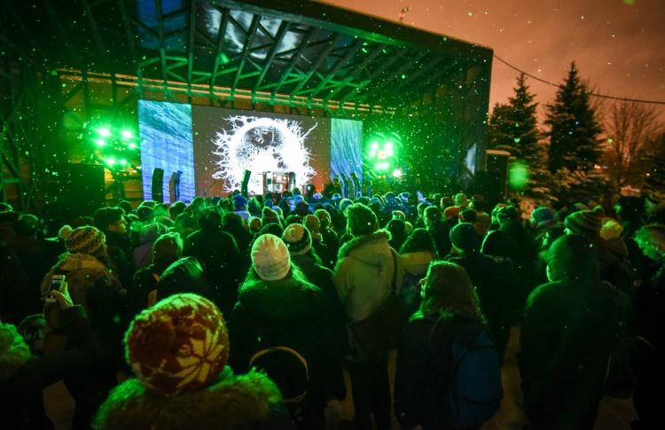 От «космического» Нового года до велопарада: чем заняться в новогоднюю ночь и на каникулах