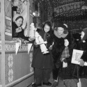 Главархив обнародовал новогодние фотографии старой Москвы
