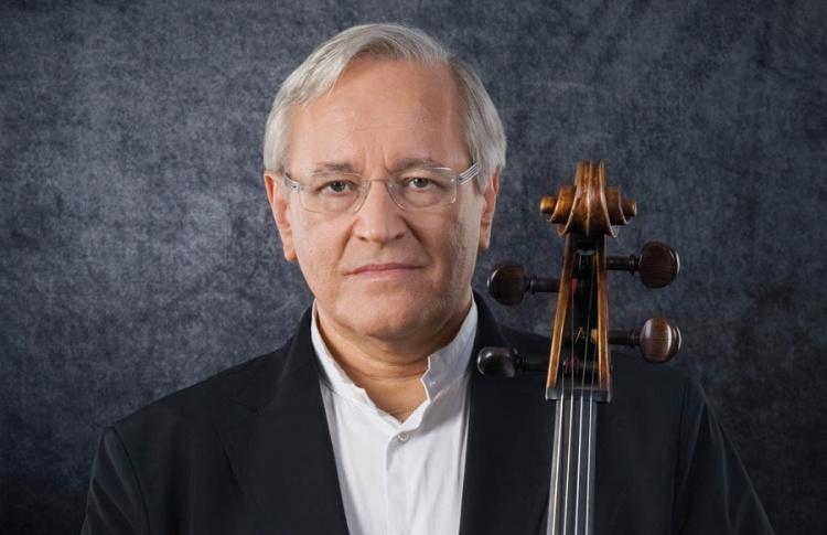 Концерт Давида Герингаса (виолончель)