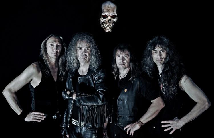 Юбилейный концерт группы Grave Digger