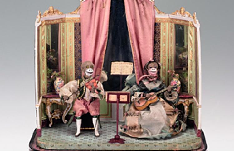 Механические диковины. Музыкальные, часовые, анимационные механизмы XVII–XIX веков в собрании Государственного Эрмитажа