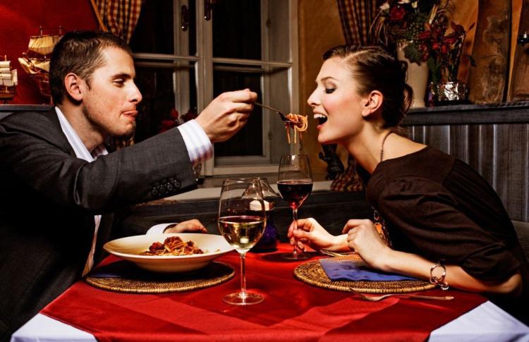 3 рецепта для романтического ужина