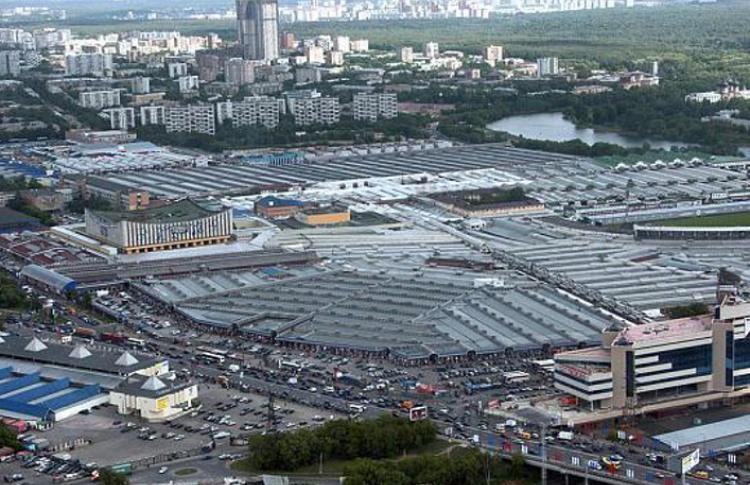 На месте Черкизовского рынка построят спортивные площадки