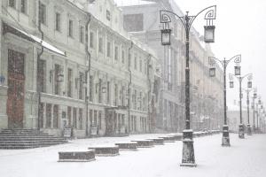 Ждем снега