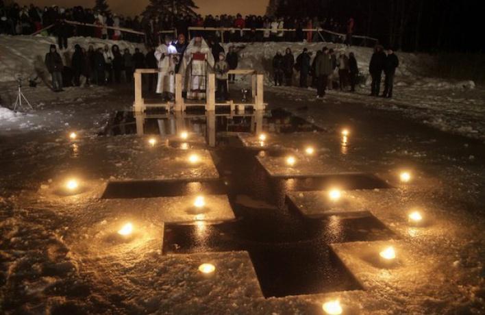 Главная купель для Крещения появится у Петропавловской крепости