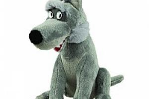 Кукольный спектакль «Волк-простофиля»