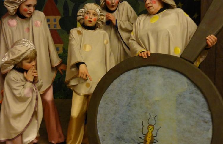 Спектакль для взрослых и детей «Тараканище»