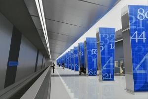 За три года в Москве хотят открыть 36 станций метро