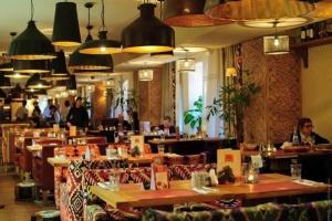 10 кафе открытых ночью