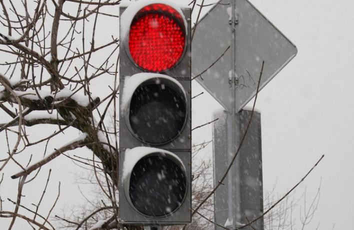 Светофоры в Москве стали немного умнее