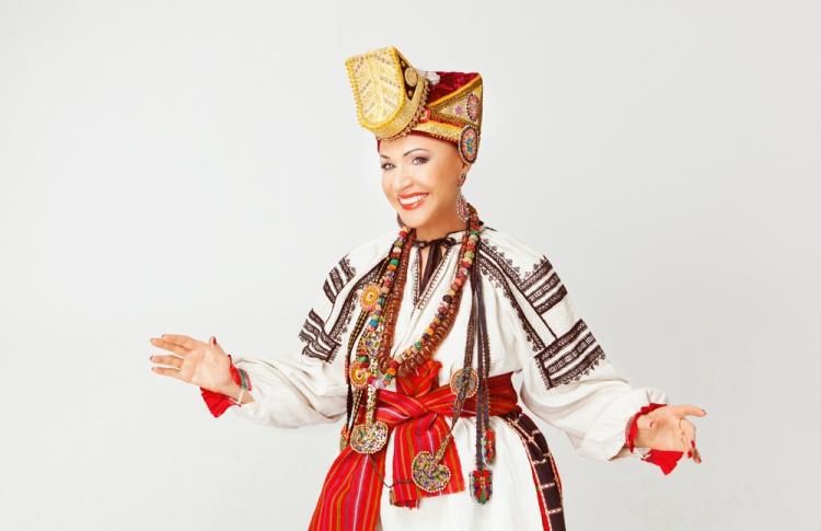 """Надежда Бабкина и ансамбль """"Русская песня"""""""