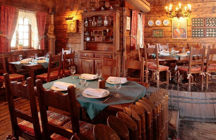 Рестораны за МКАД, в которые стоит поехать специально  Фото №480096