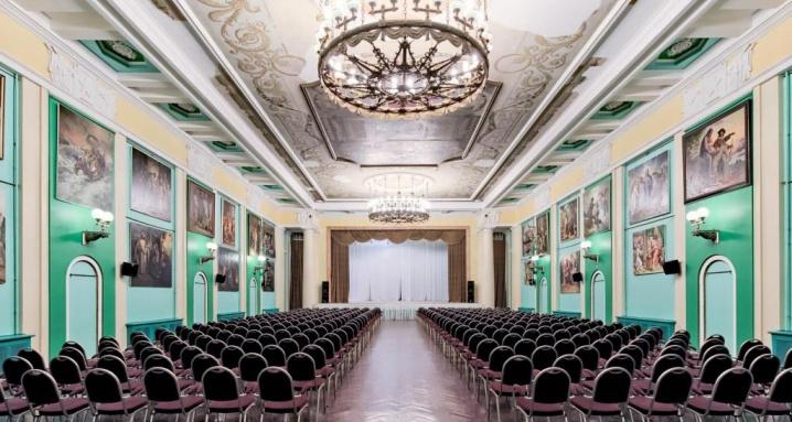 Конгресс-холл «Васильевский»