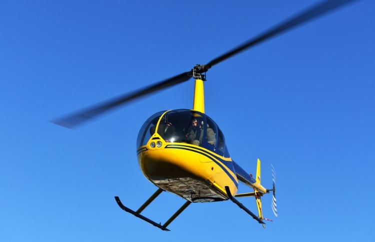 Сервис по вызову такси будет катать клиентов на вертолетах