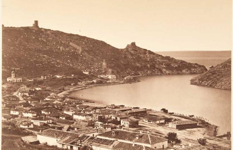 Крым в фотографиях 1880-1990-х годов
