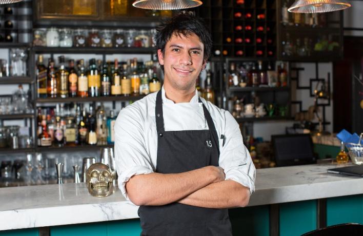 В 15 Kitchen+Bar приехал мексиканский шеф Сантьяго Ластра