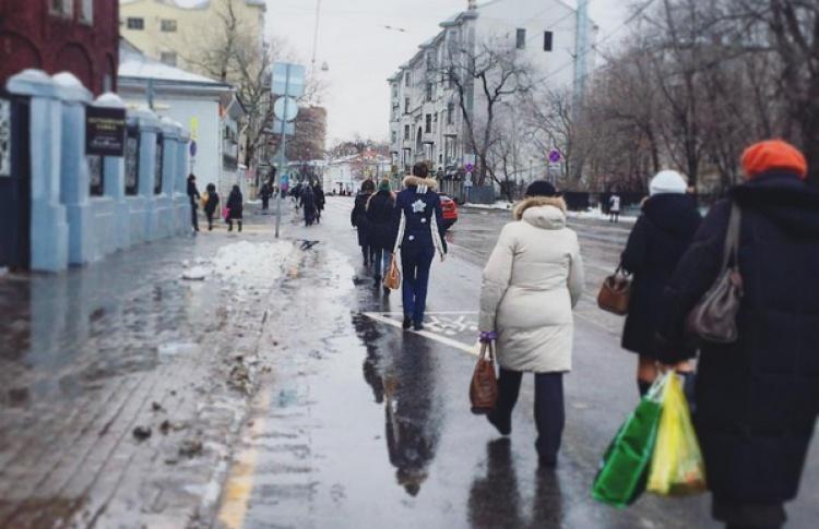 Мэрия просит москвичей не выходить на улицы
