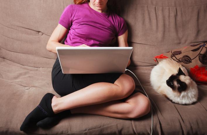 Вы стали еще дольше сидеть в интернете