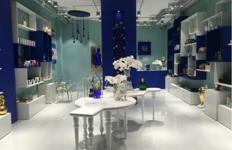 На Патриарших открывается бутик нишевой парфюмерии