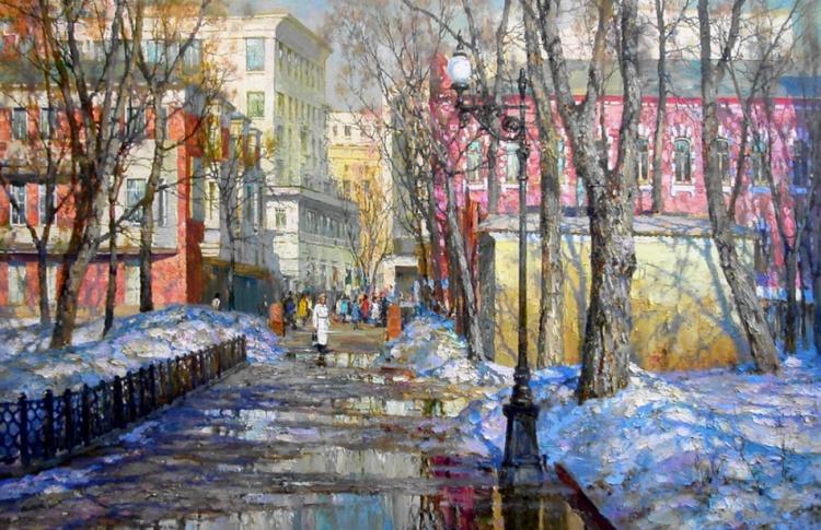 С 1 по 7 февраля в Санкт-Петербурге будет тепло словно ранней весной