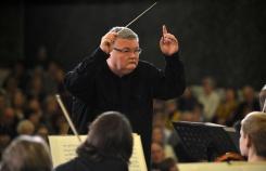 Концерт Симфонического оркестра Санкт-Петербурга под управлением Сергея Стадлера