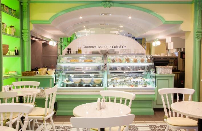 На Большой Якиманке открылось кафе «Коперник»
