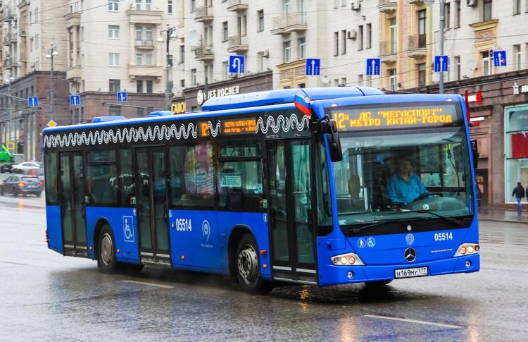 В автобусах появился бесплатный wi-fi