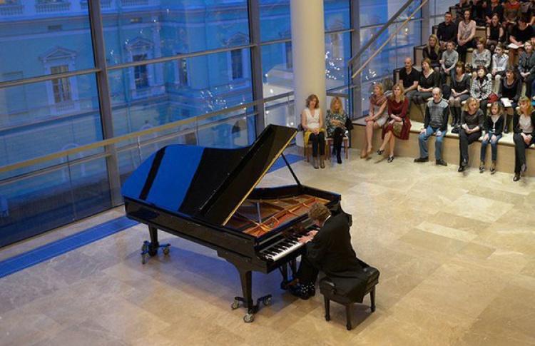 Бесплатные концерты в Мариинском театре