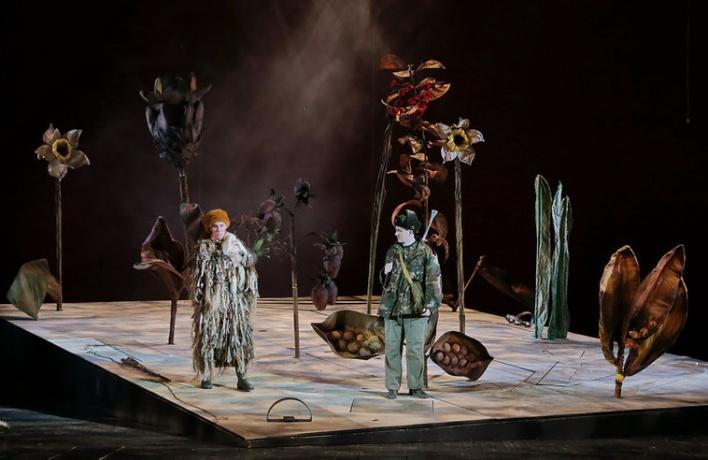 14 февраля (День Святого Валентина) В Театре Наталии Сац