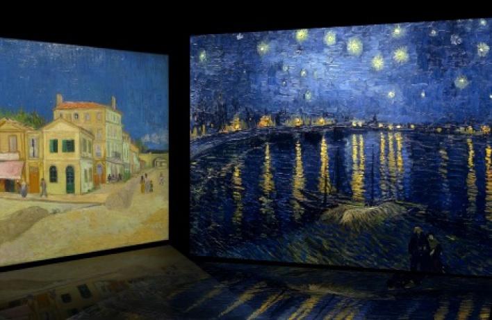 Девушек в лабутенах будут пускать на выставку Ван Гога бесплатно