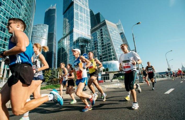 Открывается регистрация на Московский марафон