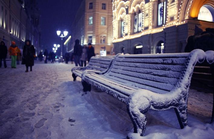 Смешно писать об этом зимой, но завтра, наконец, похолодает