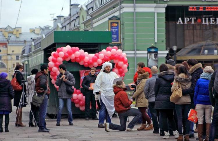 Пункт регистрации вечной любви откроется на Думской улице