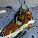 Над входом в «Третьяковскую» сделают навес с картинами из Третьяковки