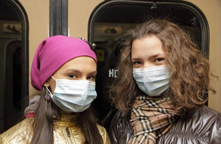 Эпидемия гриппа пошла на спад